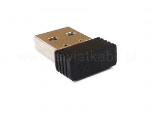 Karta Wifi Wireless USB 2.0 802.11n 150/Mbps WIN10