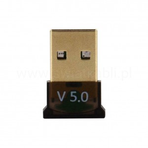 Adapter Bluetooth 5.0 USB 2.0 nadajnik odbiornik