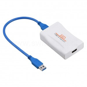Full HDMI pod USB 30 Grabber 1080p HD CAPTURE